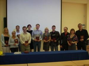 выпускники оценщики ЭиП Д 101. 2010г.